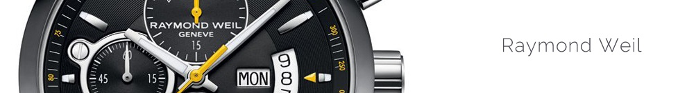 Raymond Weil Slim Watches