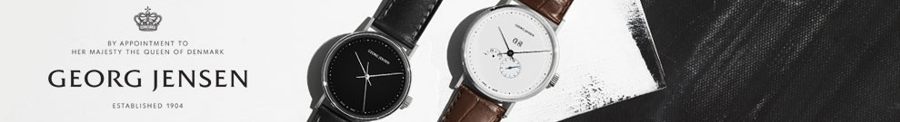 Georg Jensen Watches Slim Watches