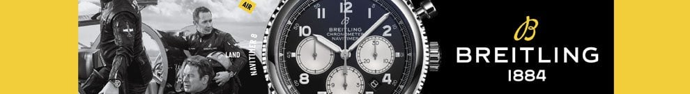 Breitling Limited Edition Watches