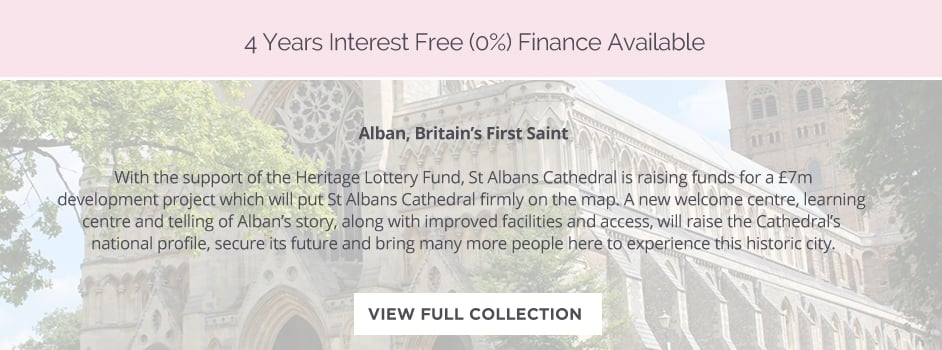 The Alban Collection Christopher Wharton St Albans Cathedral