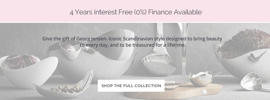Georg Jensen Living Collection