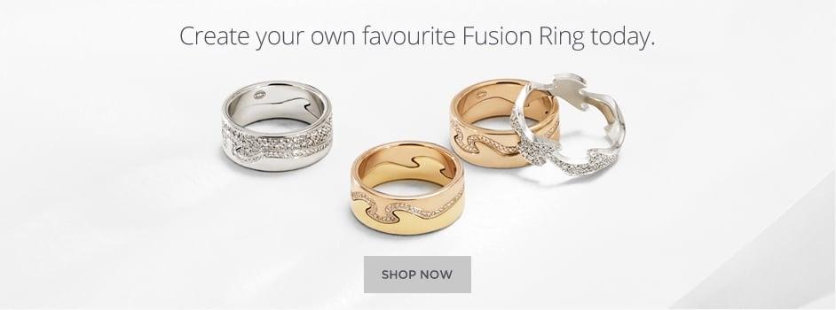 Georg Jensen Fusion Jewellery Collection Wharton Goldsmith