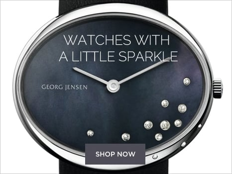 Georg Jensen watch ladies and mens