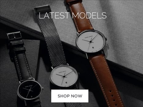 Georg Jensen watches latest new in