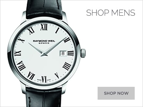 Raymond Weil Wharton Goldsmith Mens