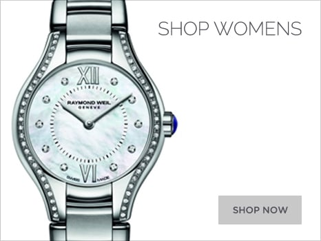 Raymond Weil Wharton Goldsmith Womens