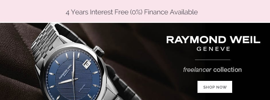 Raymond Weil Wharton Goldsmith Watches