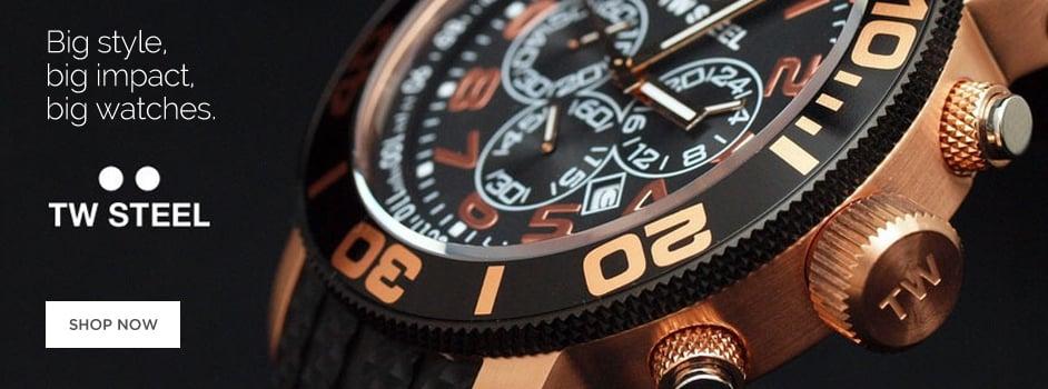 TW Steel Watches Mens Watches Wharton Goldsmith