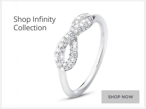 Georg Jensen Infinity Jewellery for Men and Women Wharton Goldsmith