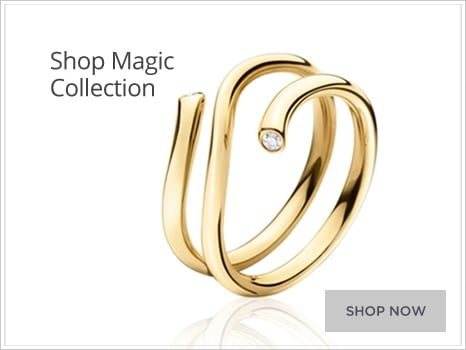 Georg Jensen Magic Jewellery for Men and Women Wharton Goldsmith