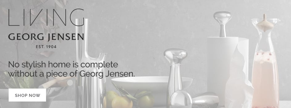 Georg Jensen LIVING Homewares Wharton Goldsmith
