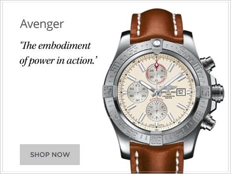 Shop Breitling Avenger Watches