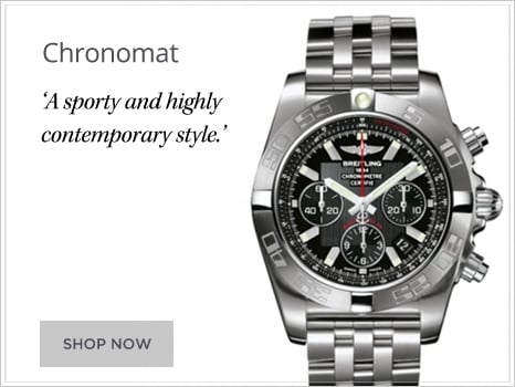 Shop Breitling Chronomat Watches