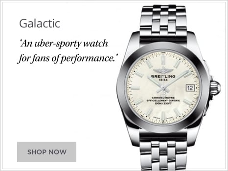 Shop Breitling Galactic Watches
