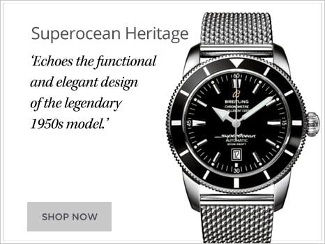 Shop Breitling Superocean Heritage Watches