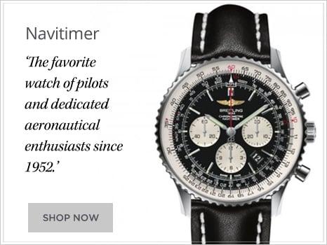 Shop Breitling Navitimer Watches