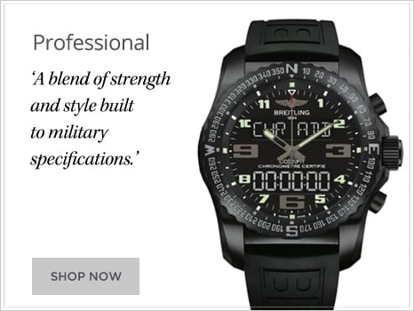 Shop Breitling Proffesional Watches