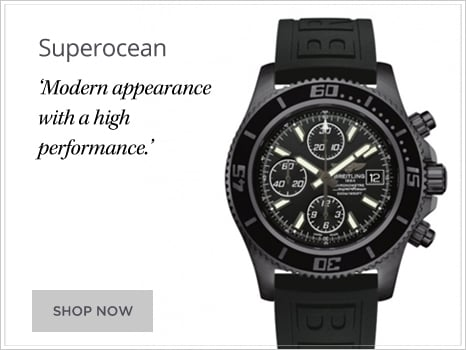 Shop Breitling Superocean Watches