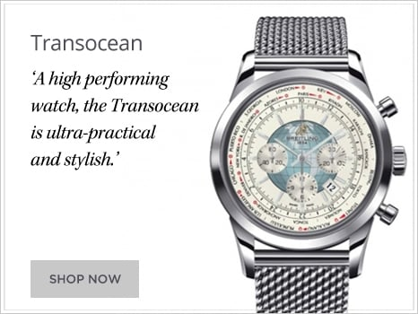 Shop Breitling Transocean Watches