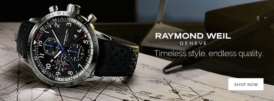 Raymond Weil watches Mens and Womens Luxury Designer Watches Wharton Goldsmith