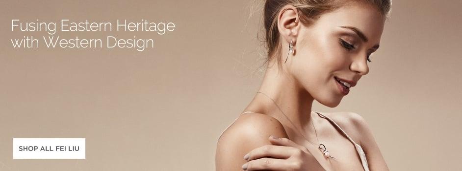 Fei Liu Jewellery necklace earrings rings bracelets wharton goldsmith
