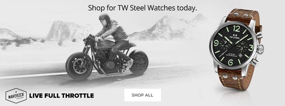 TW Steel Men's Watches Wharton Goldsmith