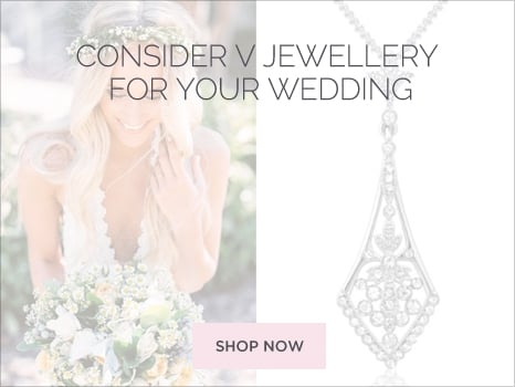 V Jewellery Wharton Goldsmith Wedding