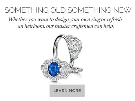 Engagement rings Wharton Goldsmith Diamond rings