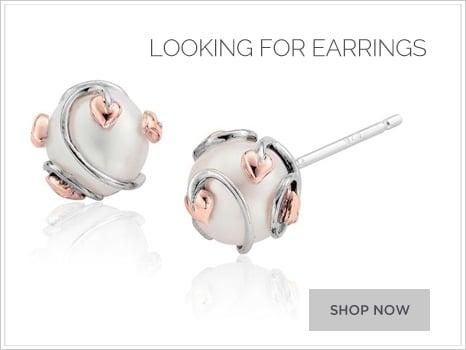 Clogau Jewellery Earrings Wharton Goldsmith