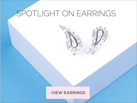 V Jewellery Wharton Goldsmith Earrings