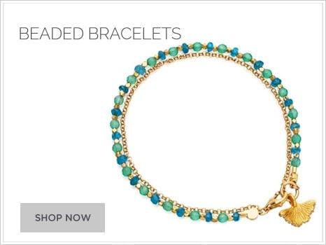Astley Clarke Jewellery Beaded Bracelets Wharton Goldsmith