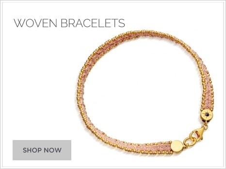 Astley Clarke Jewellery Woven Bracelets Wharton Goldsmith