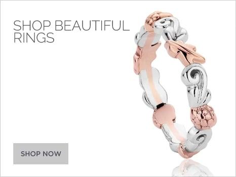 Clogau Jewellery Ring Wharton Goldsmith