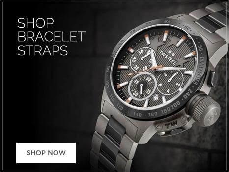TW Steel Watches Mens Watches Bracelet Strap Wharton Goldsmith
