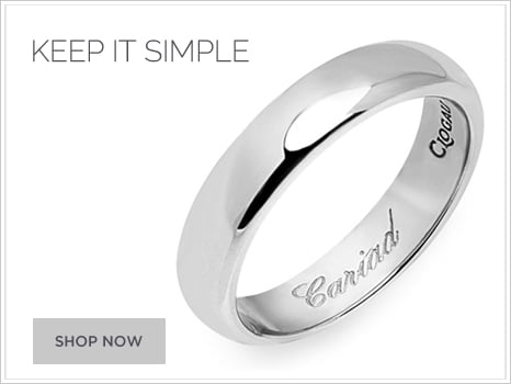 mens wedding jewellery rings ideas fingerprint engagement unique il ring