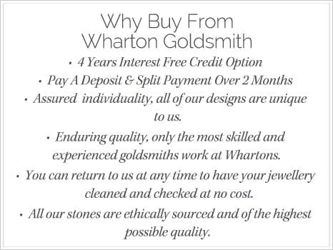 Wharton Goldsmith Jewellery Men Women