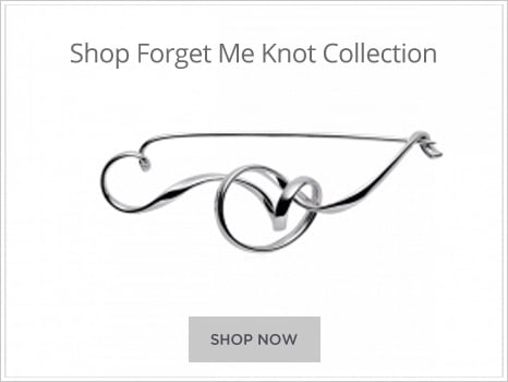 Georg Jensen Forget me knot Jewellery for Men and Women Wharton Goldsmith