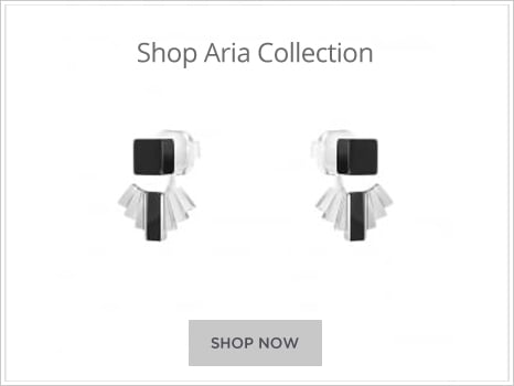 Georg Jensen Aria Jewellery for Men and Women Wharton Goldsmith