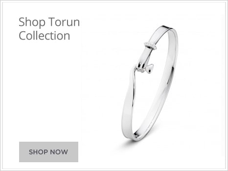 Georg Jensen Torun Jewellery for Men and Women Wharton Goldsmith
