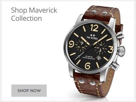 TW Steel Watches Mens Watches Wharton Goldsmith Maverick