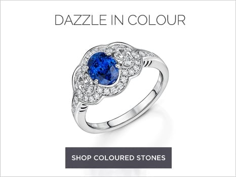 Wharton Goldsmith fine Sapphire, Ruby, Emerald, Tanzanite, Aquamarine & Opal jewellery for men and women