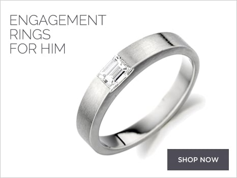 Engagement rings for him Wharton Goldsmith Diamond rings