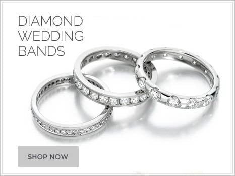 Diamond wedding bands, ladies wedding rings, diamond wedding rings