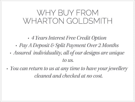 Why buy from Wharton Goldsmith