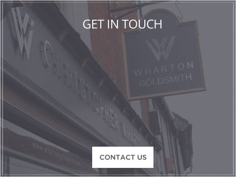 Get in touch with Wharton Goldsmith