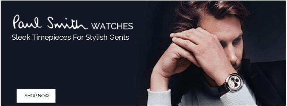 Paul Smith Men's watch
