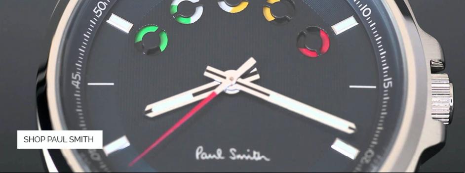 Paul Smith Men's Watches