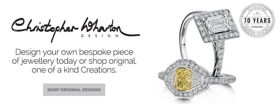 Shop our Original Christopher Wharton Designs