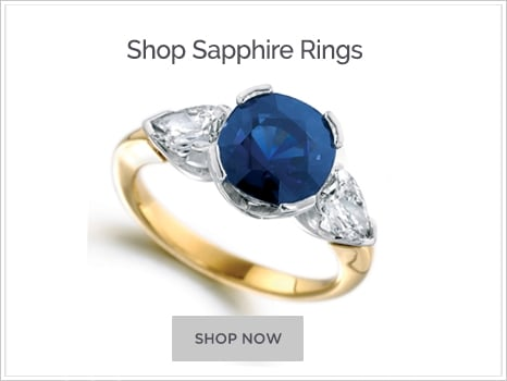 Shop For Sapphire Engagement Rings