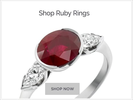 Shop For Ruby Engagement Rings